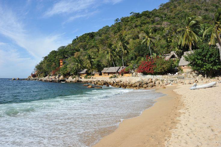 10 Playas Mexicanas fuera de serie para olvidarte del jefe