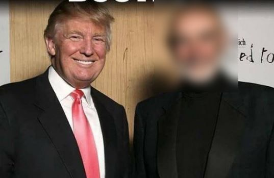 President Trump was caught in a photo sharing a friendly moment with a Russian submarine captain. It could result in serious trouble for the President.