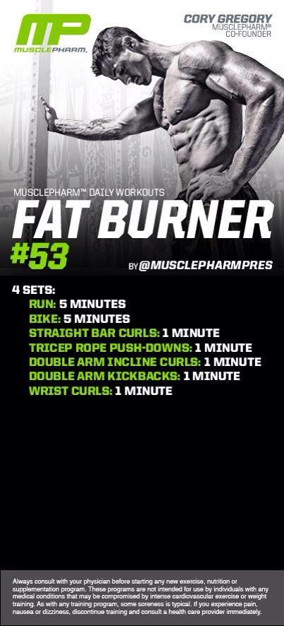 Fat Burner #53