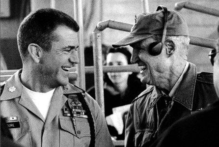 Gen. Hal Moore Dies: Life Depicted In Mel Gibson's 'We Were Soldiers' | Deadline