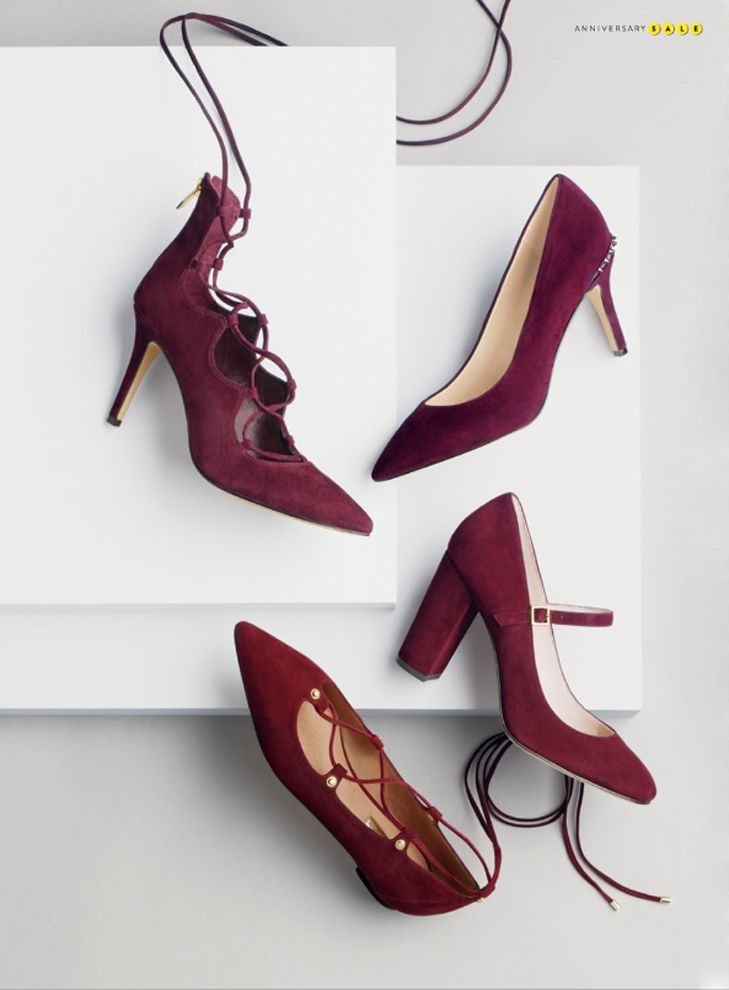 Wine Women Shoes Mad Hatter