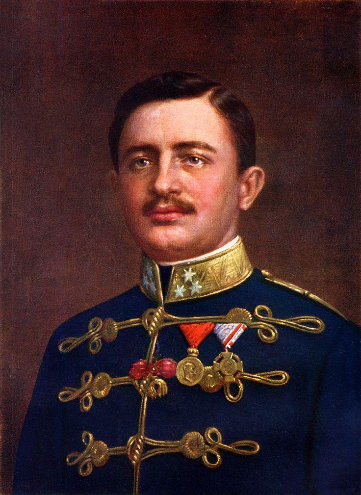 Karel I., císař rakouský, král uherský, český, chorvatsko-slavonský, dalmátský, haličsko-vladiměřský a jeruzalémský