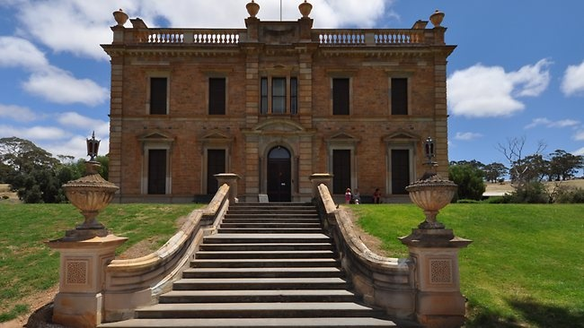 Martindale Hall- Clare Valley