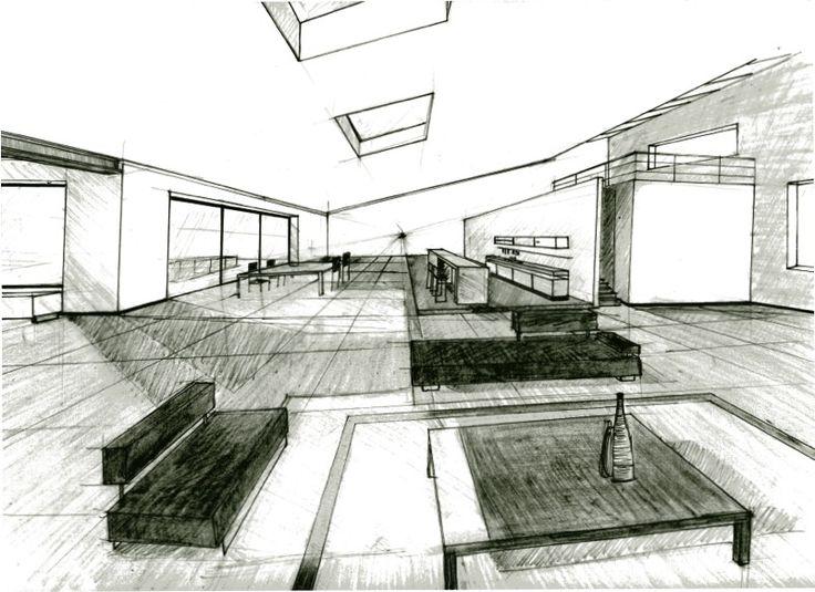 Architecte interieur restauration grange pinterest for Plan architecte interieur