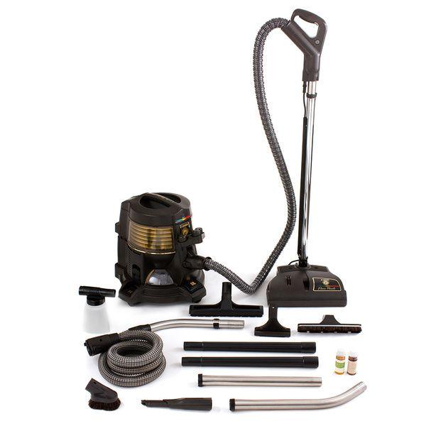 E Series Hepa E2 Rainbow Canister Vacuum Cleaner (Refurbished)