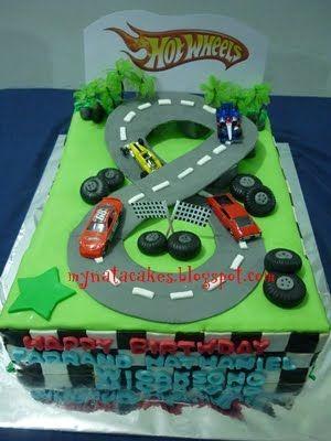 Best Ians Th Birthday Images On Pinterest Hot Wheels - Hot wheels birthday invitation how to make