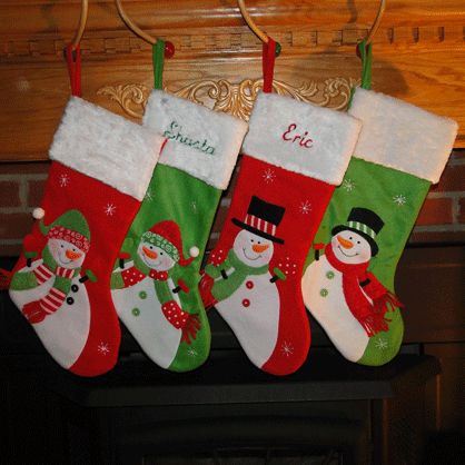 Cheery Christmas Personalized Stockings