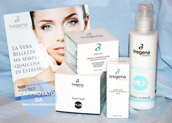 Provati per voi: i prodotti di bellezza #Tregena (latte d'Asina, veleno di Vipera, bava di Lumaca e Acido Ialuronico)