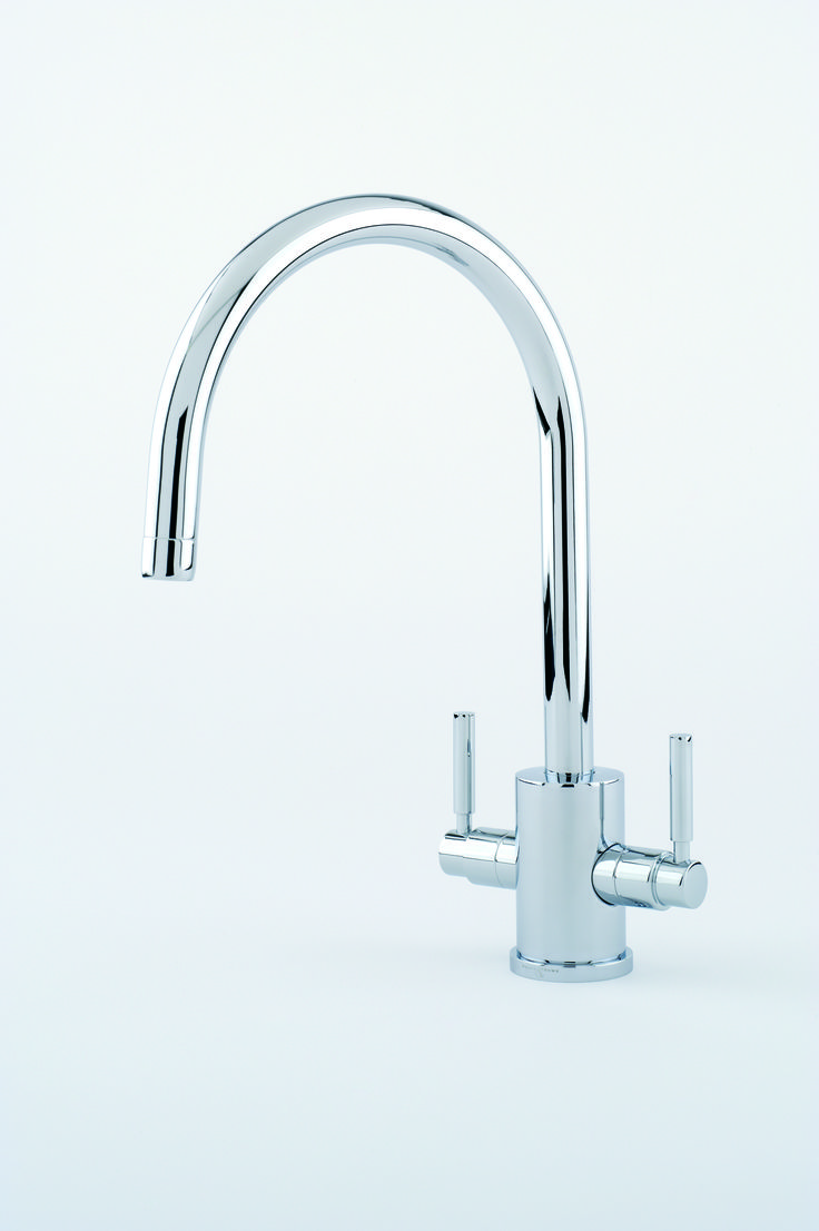 perrin amp rowe orbiq sink mixer with c spout in chrome cp: perrin rowe lifestyle