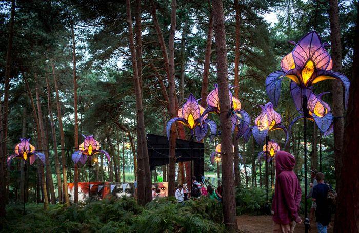 Latitude Festival at Henham Park, Southwold.