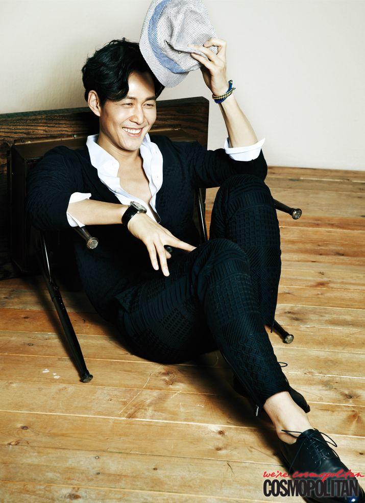 판타스틱 맨, 이정재, Cosmopolitan Korea March 2013