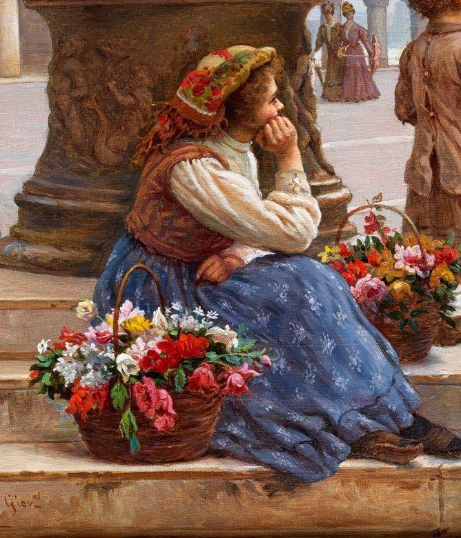 Antonio Ermolao Paoletti | Venetian genre scenes | Tutt'Art@ | Pittura * Scultura * Poesia * Musica |