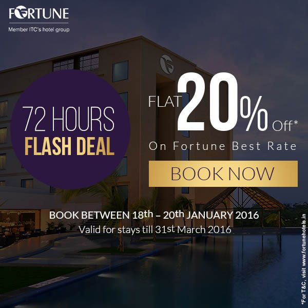 72 Hours Flash Deal starts tomorrow! Stay tuned!