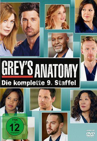 Grey's Anatomy - Die komplette 9