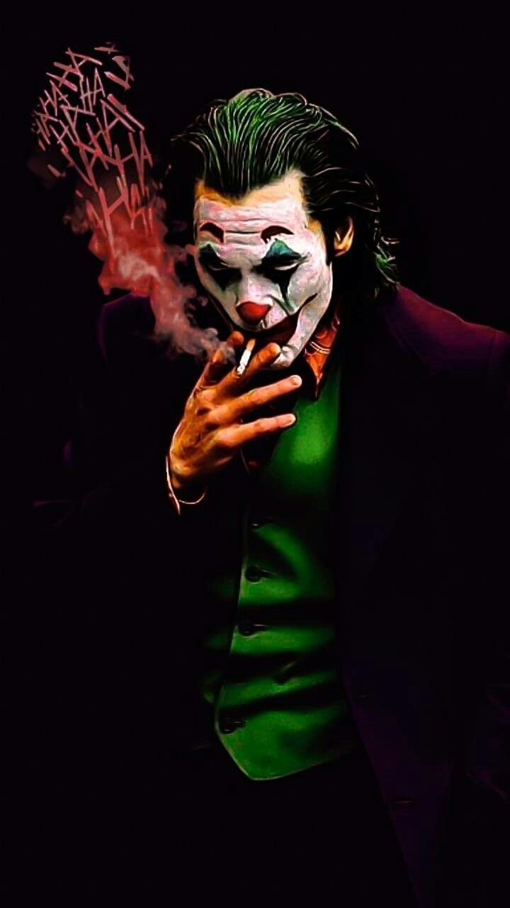Arzu Celik Adli Kullanicinin Reddish Panosundaki Pin Joker Batman Batman Sanati Dijital Boyama