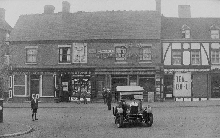 The Swan Inn on Market Place