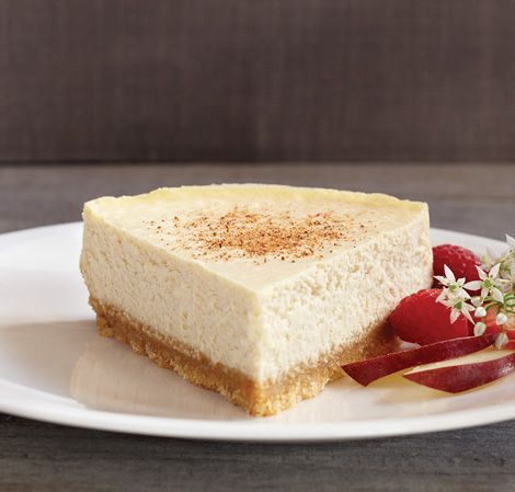 Vitamix | Eggnog Cheesecake