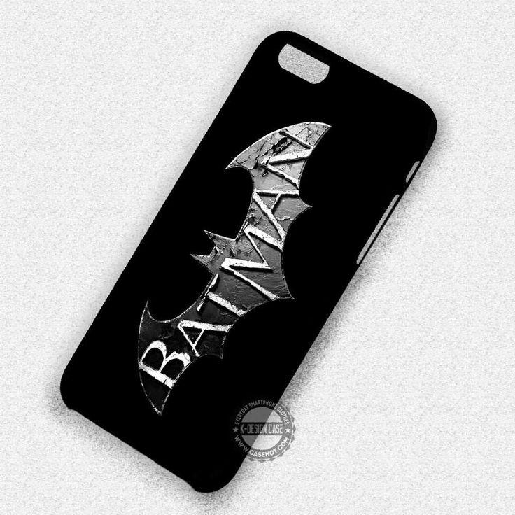 Movie Logo Batman - iPhone 7  6  5 SE 4 Cases & Covers
