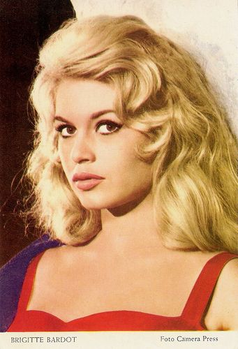 Brigitte Bardot Makeup - makeup Photo (28983741) - Fanpop