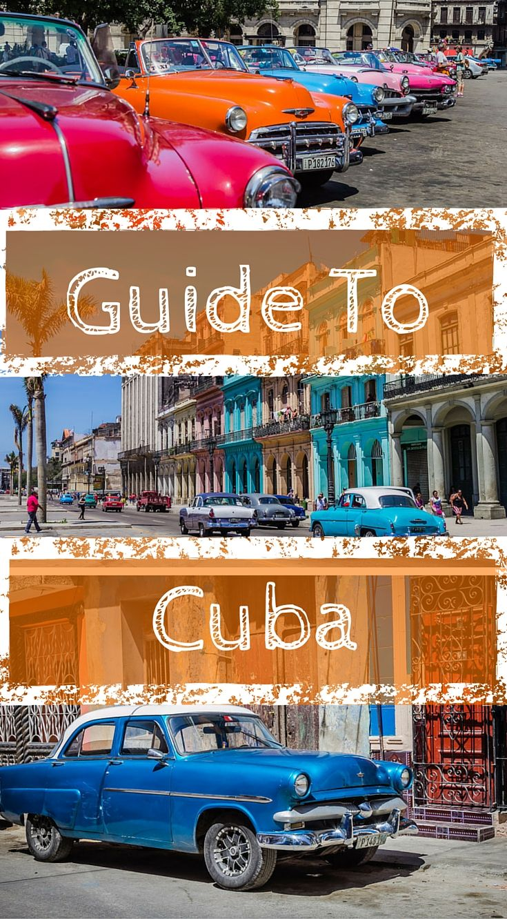 Guide To Cuba For Americans It Seems One Of The Hottest Topics Right Now Is