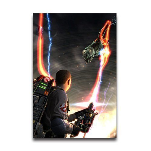 Decorative Posters Ghostbusters Game Ghosts Custom Poster 20x30 Inch @ niftywarehouse.com #NiftyWarehouse #Ghostbusters #Movie #Ghosts #Movies #Film