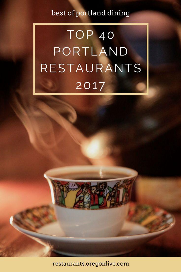 The 40 best restaurants in Portland. http://trib.al/KRP0GrW