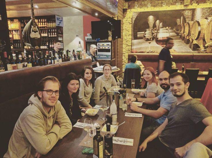 Business Development Dinner  #teamevent #bizdev #demoupberlin #demoup #startuplife #startup #ecommerce #videocommerce #berlin