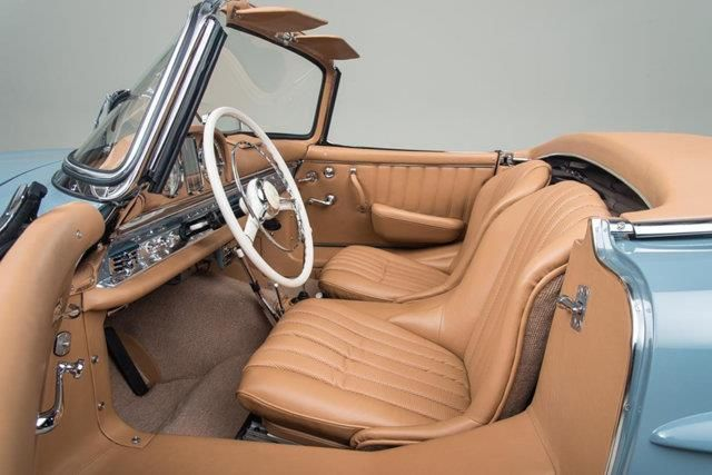Classic Mercedes-Benz 300SL Roadster for sale in California with Classic & Sports Car Classifieds, the UK's best online classic car classifieds.