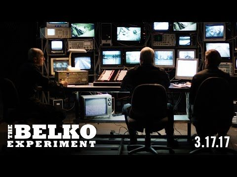 The Belko Experiment (2016) - Trailer #3 - Michael Rooker | Horory | Trailery