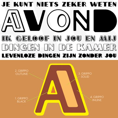 Grippo font from Canada Type.