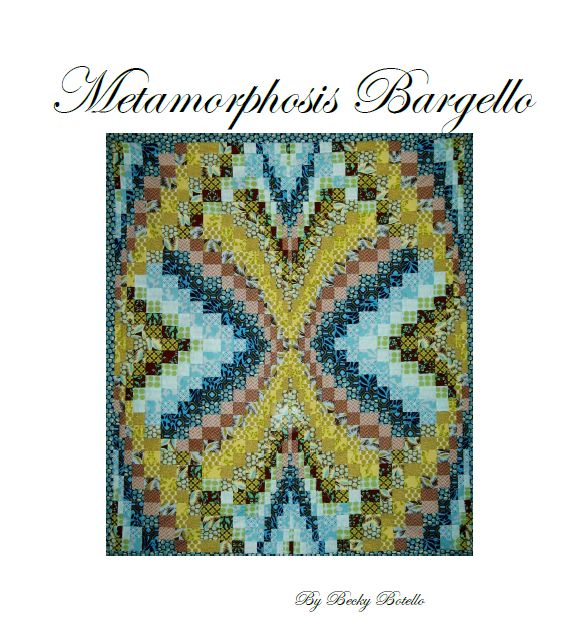 Metamorphosis By Becky Botello Quilting Pattern