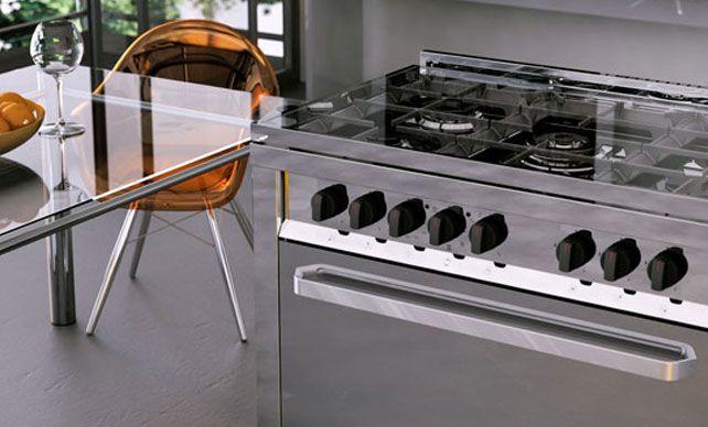 #Cucina Bompani #Class 90 #Bompani #architettura #design #arredamento #MadeInItaly #owen #forno #pianocottura #ItalianCulture #ItalianCuisine