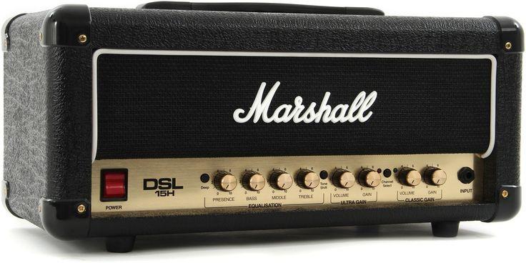 Marshall DSL15H 15-Watt Head
