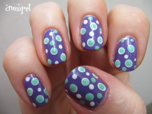 The Crumpet: Summer Challenge Day 22 - Wimbledon: Things Nails, Nails Polish, Nails Relate