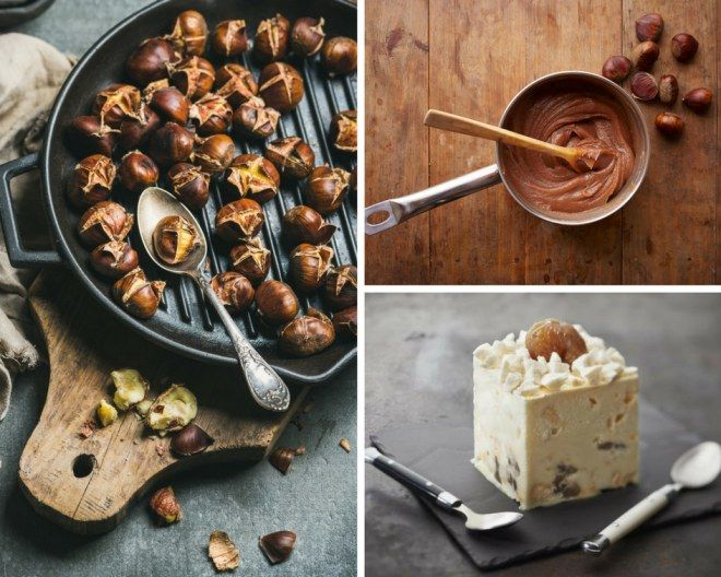 Fondant aux marrons, dinde aux marrons, marrons glacés, soupe à la châtaigne, marrons chauds… Ces châtaignes que vous avez ramassées, comment les cuisiner ?