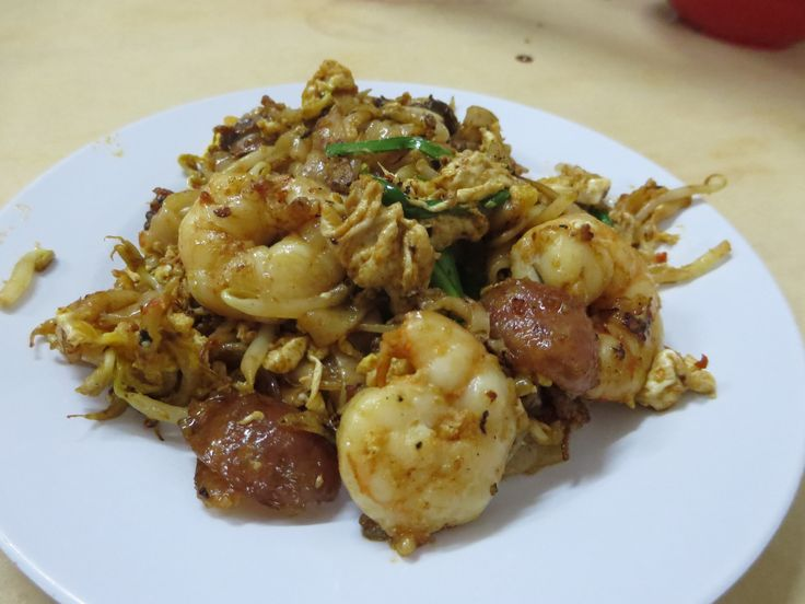 Char Kwetiaw @ Lorong Selamat - Kafe Heng Huat