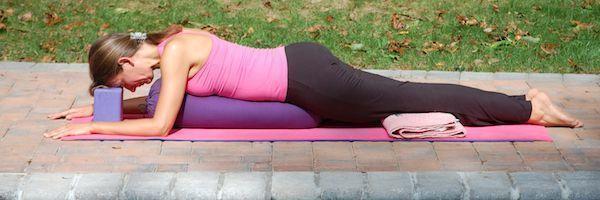 Yoga Poses for Chronic Fatigue | Breast Cancer Yoga: How Does Yoga Help Those Undergoing Treatment . #chronicfatigueyoga
