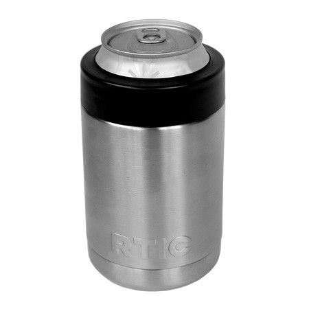 Why pay twice the price for the YETI brand? We are proud to announce we are a factory authorized dealer of RTIC coolers and drinkware. These cans are a fantastic investment. They keep your drinks cold