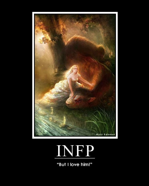 enfp infp love match Enfp (extraversion, intuition, feeling, perception) is an abbreviation used in the publications of the myers-briggs type indicator (mbti) to refer to one of sixteen personality types.