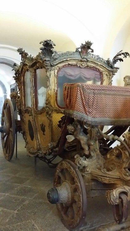 Versailles, original coach | All Things About Marie...