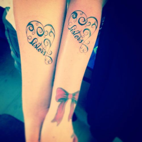 best 25 unique sister tattoos ideas on pinterest roman number 9 to the moon and back tattoo. Black Bedroom Furniture Sets. Home Design Ideas