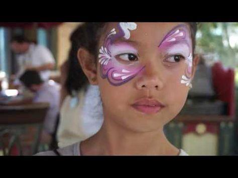 579 best Face Paint Tips images on Pinterest