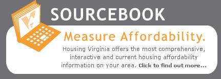Virginia housing data