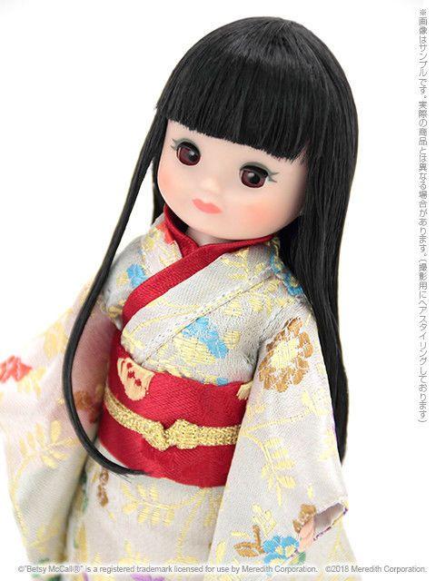 RARE Betsy McCall -Japanese Blossom Kimono Betsy- Japan Limited Edition 8in F/S   eBay