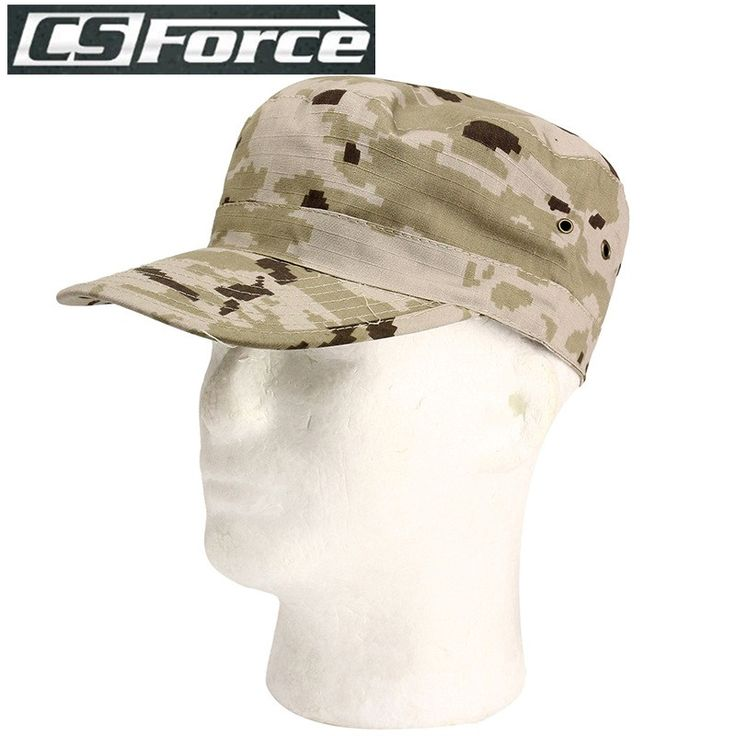 Mens Military Tactical Patrol Combat Cap Fatique Cap Camouflage Hat Outdoor Snapback Hats Hunting Fishing Sports Caps Casquette