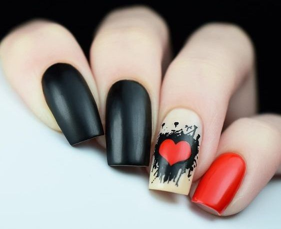Be A Trendsetter With These 35+ Stupendous Valentine's Day Nail Art Ideas
