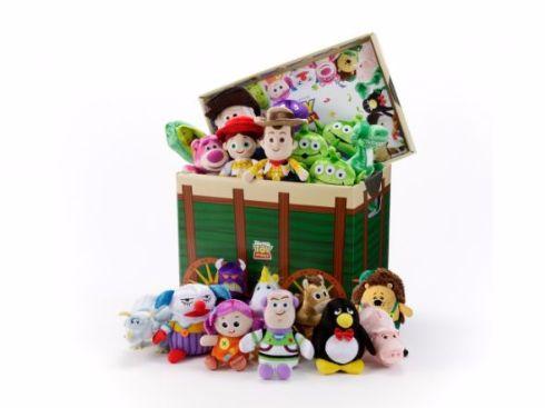 かわいい! アンディの友だちが詰まったおもちゃ箱「トイ・ストーリー ビーンズコレクションボックス」が発売! - ねとらぼ