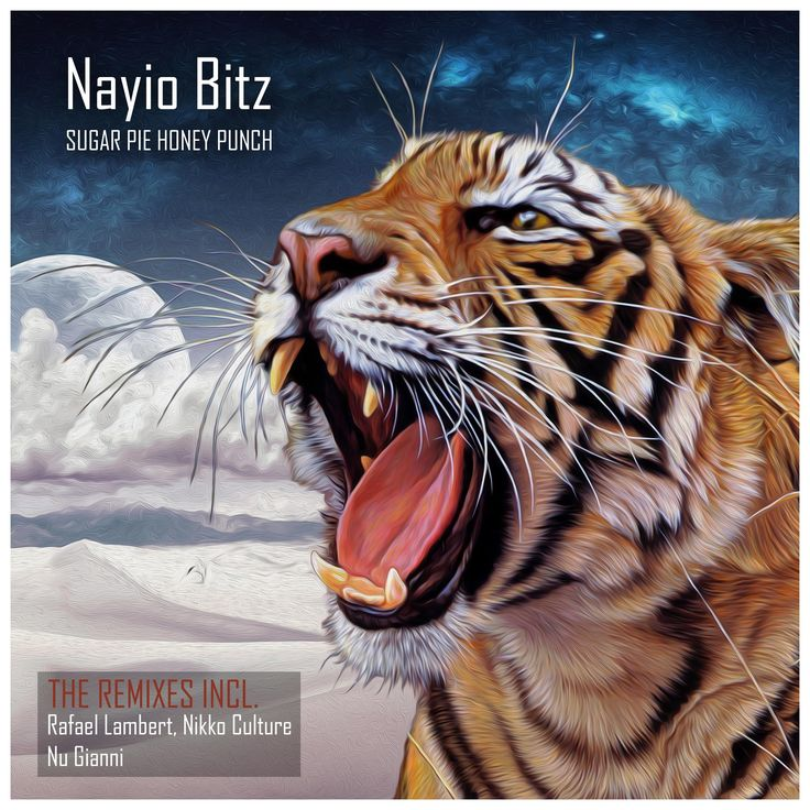 Nayio Bitz - Sugar Pie Honey Punch EP ★ Download on Beatport - https://www.beatport.com/release/sugar-pie-honey-punch/1942494 © Deep Strips Records