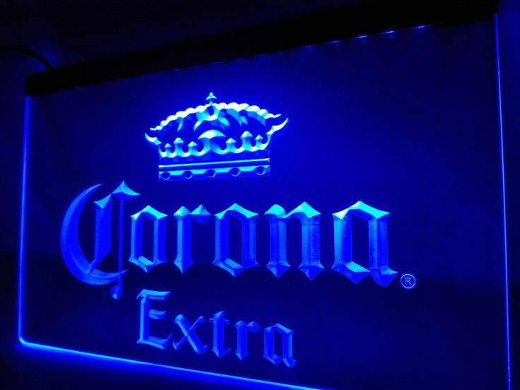 241 best thing is the light sign images on pinterest neon light le013 corona extra beer bar pub cafe led neon light sign mozeypictures Images