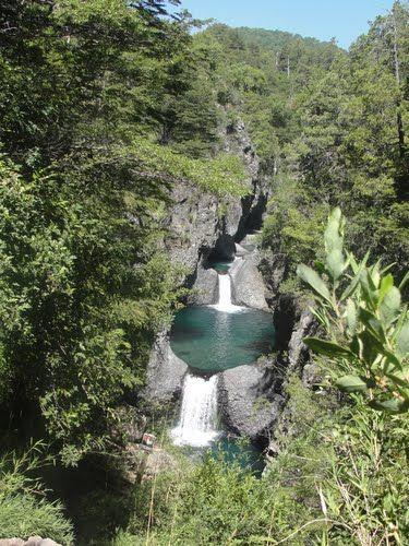 *** RESERVA NACIONAL RADAL (SIETE TAZAS) <<< Excelente !! | CHILE | reportajes | Reserva Nacional Radal (Siete Tazas)